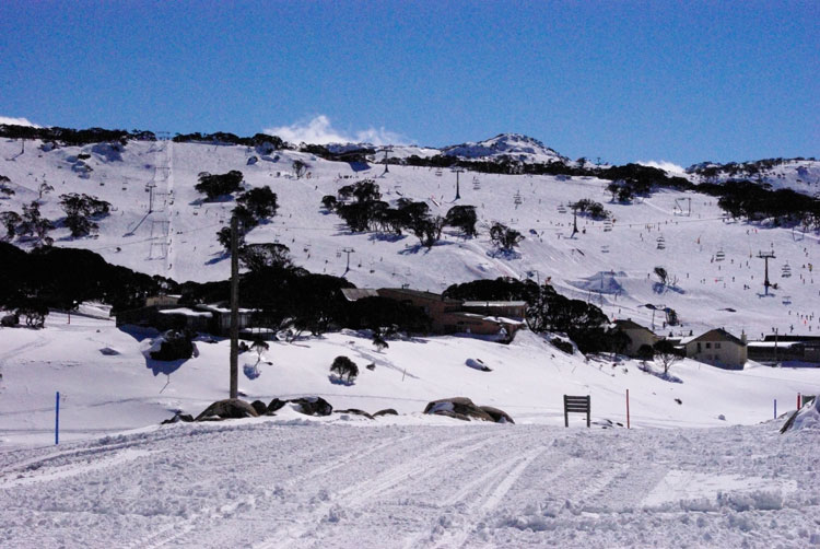 Perisher Swagman Chalet Perisher Valley Accommodation
